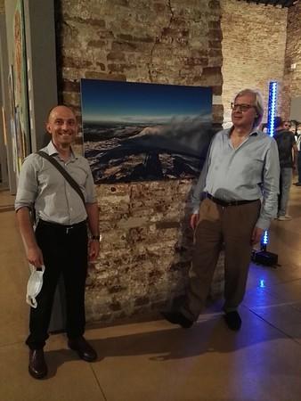 """Alcune foto della mostra """"I Mille di Sgarbi - III Edizione"""". Some photos about exhibition"""