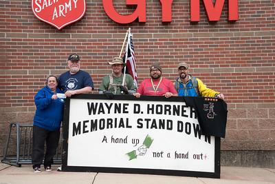 Wayne D Horner Stand Down 2017
