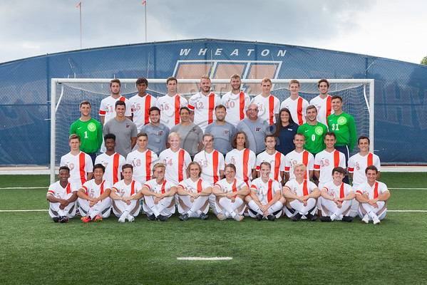 Wheaton College 2016 Men's Soccer Team