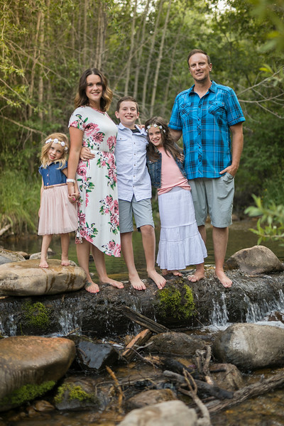 Jones Family 2017