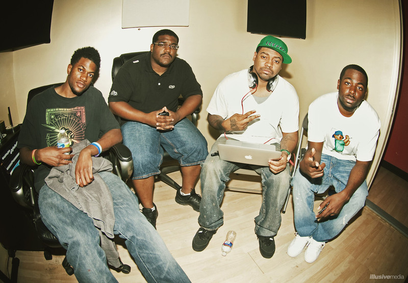 "03/22/2012 - Recording of ""Transition"" - Mass feat. Fam-Lay"