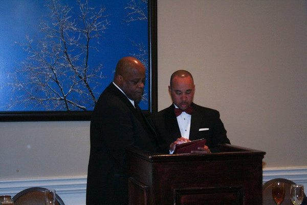 2014 Greenville (S.C.) Alumni and Kappa Lambda Chapter 2014 Founders' Day Service