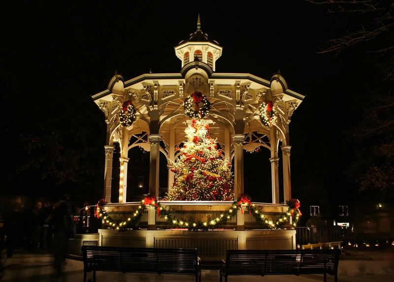 Christmas in Medina