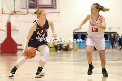 Girls Basketball — AuSable Valley vs. Moriah