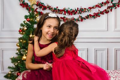 Isla & Ariana Christmas 2018 Edited