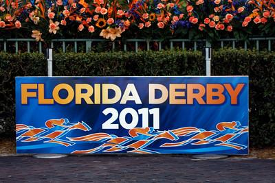 2011 Florida Derby Day