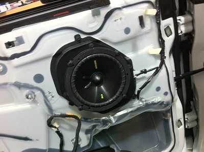 2014 Mustang GT Front And Rear Speaker Installation - USA