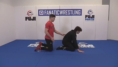 Cross wrist breakdown Ashnault