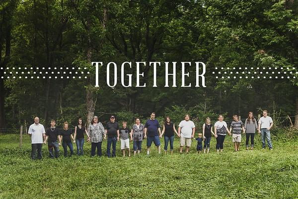 Big Family:  Woytsek (Bethlehem, GA)
