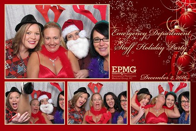 EPMG - Holiday Party 2016