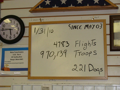 January 31, 2010 (6 PM)