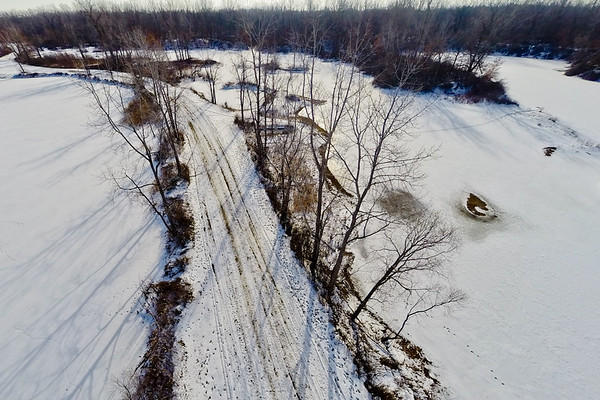Genesee Recreational Area Aerial Photography