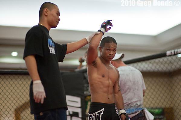 Jamin Tayaba vs Jacob Rodrigues