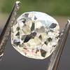 0.94ct Antique Cushion Cut Diamond GIA K Sl1 16