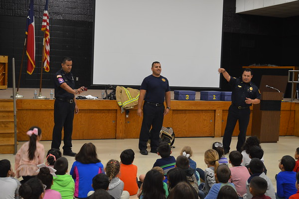 Fire Prevention week Station 3