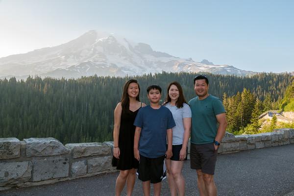 Mount Rainier 2018