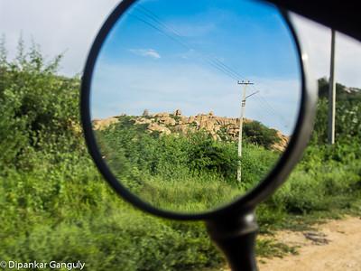 Ruins of Karanataka,India
