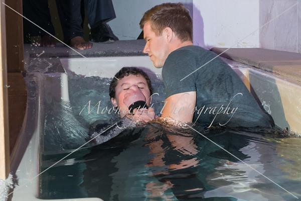 Baptisms April 2018