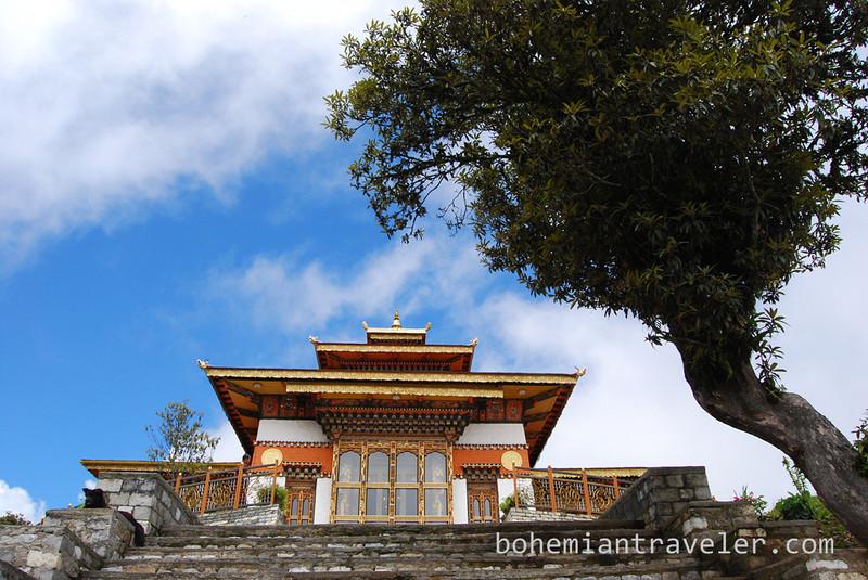 temple at Dochula Pass Bhutan.jpg