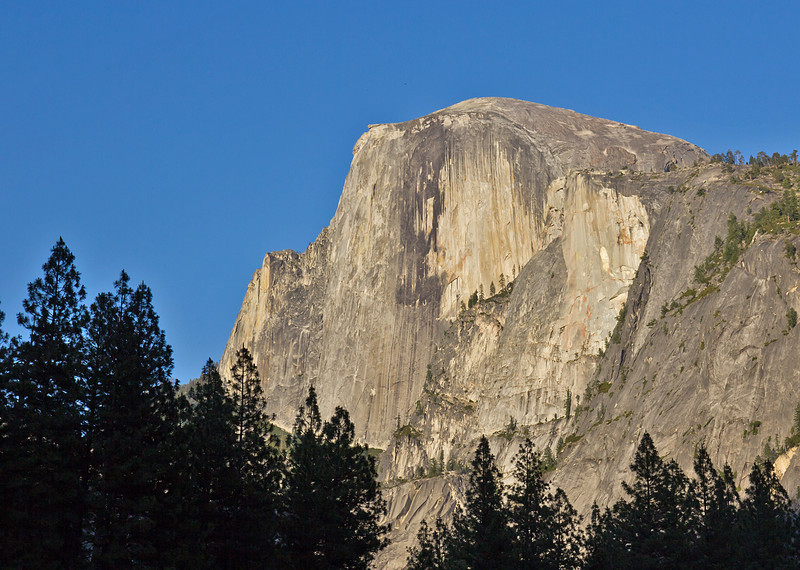 Half Dome at Dusk, Yosemite