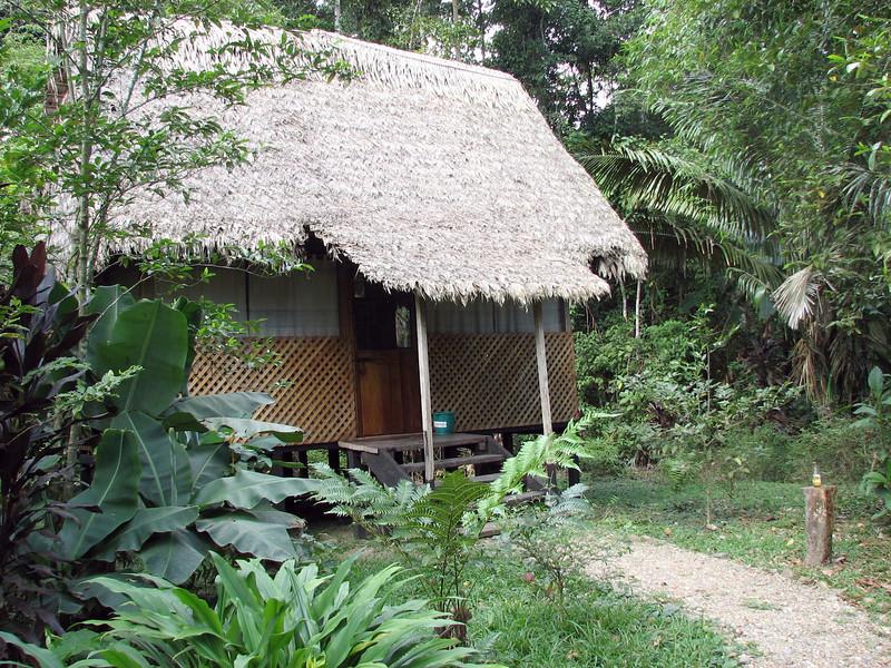 Our Room (Exterior) at Manu Wildlife Centre, Peru (2008-07-07).psd