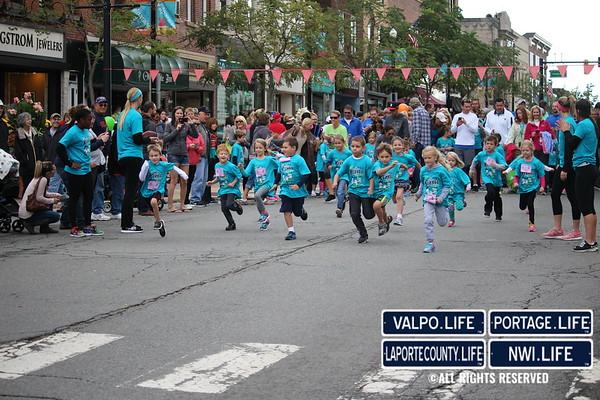2015 Valparaiso Popcorn Festival Lil' Kernels Race