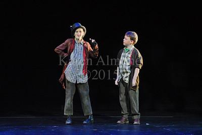 DCT Musical Theater Showcase 4/22/16