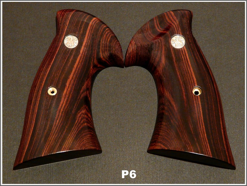 Dark Mexican Cocobolo