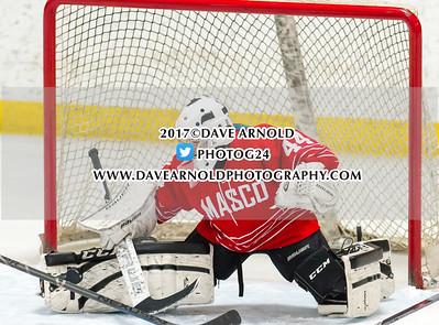 3/13/2017 - Girls Varsity Hockey - MIAA D1 Semifinal - Masconomet vs  Woburn