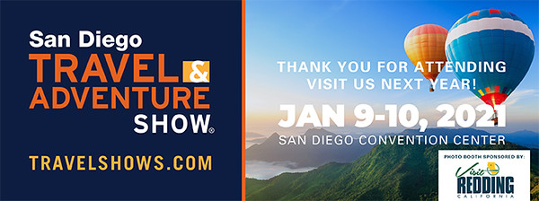 San Diego Travel Show SAT