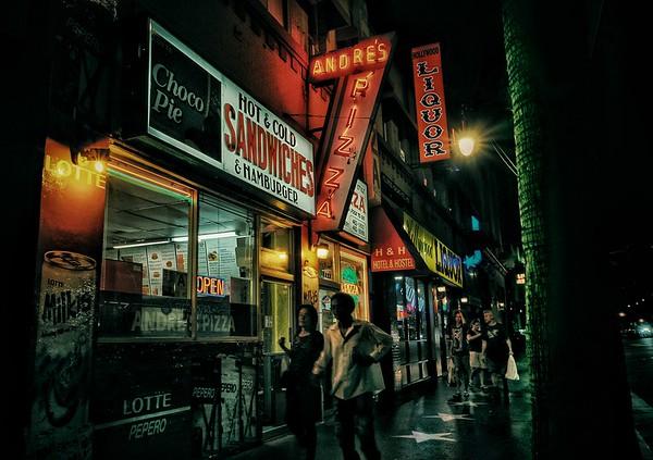 LA Days and Nights
