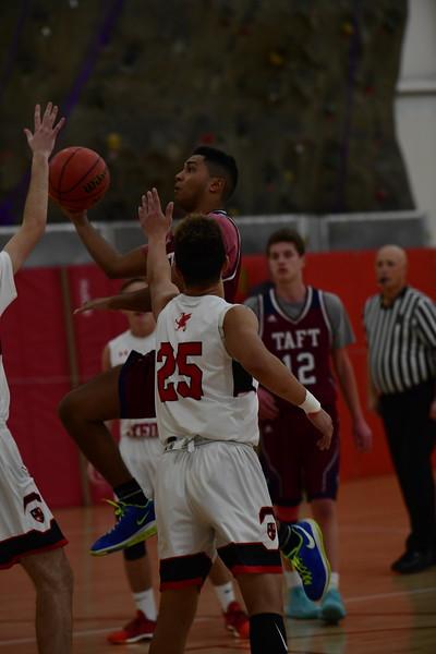 1/7/19: Boys' JV Basketball v K-O
