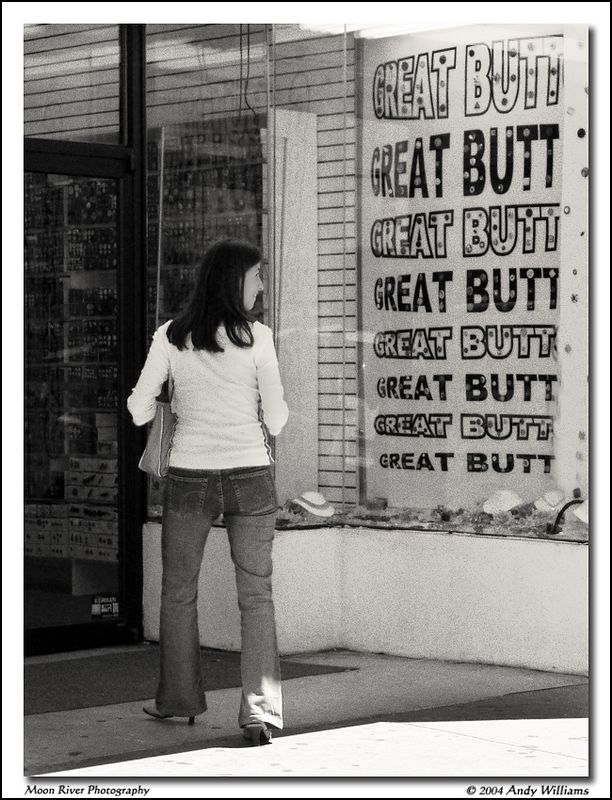 Great butt