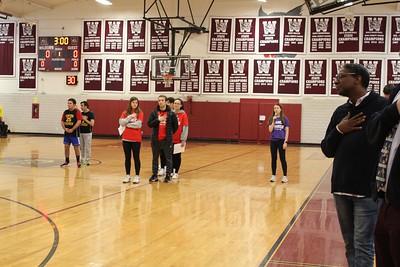 Weston High School Basketball Qualifier 2020