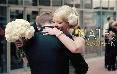 Nate and Maureen