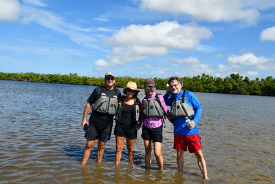 9AM Mangrove Tunnel Kayak Tour - Lynch, Sills & Ridgeway