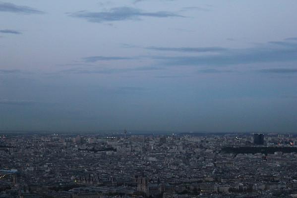 Paris April 12-13