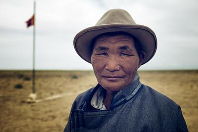 Mongolian Portrait #1