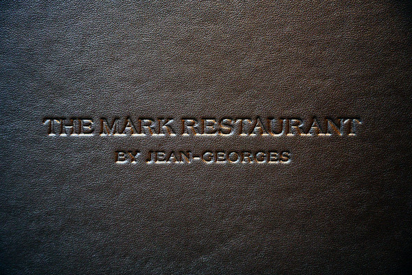 SFAH Author's Lunch With Chef Jean-Georges @ The Mark Hotel