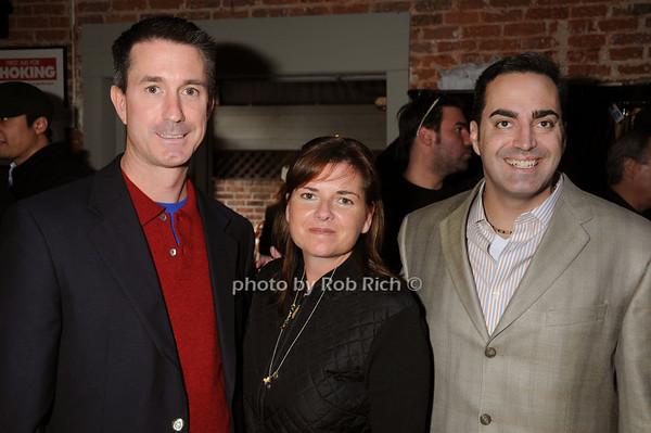 Peter McCracken, Shaunagh Byrne, David Gilmartin -photo by Rob Rich © 2009 516-676-3939 robwayne1@aol.com