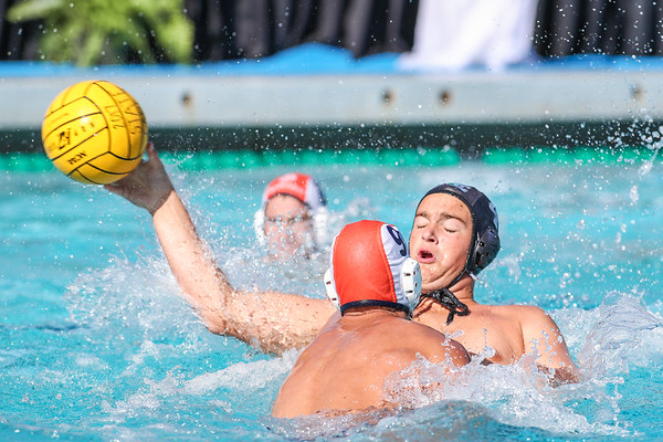 Ransom Everglades State Quarters Boys Water Polo, 2017