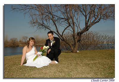 Mariage Pierre et Manon, 19 avril 2008