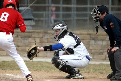 Lyons Township Baseball vs. Naperville Central