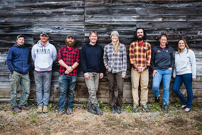 Maine Passive House Portraits 2020