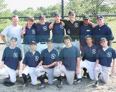 Babe Ruth Group Shots 2008 Spring season
