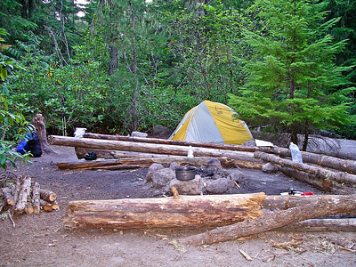 2004 Mt Hood PCT - Timberline to Lolo Pass