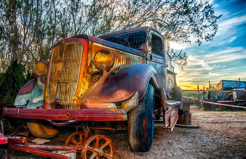 Dusk and Rust