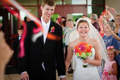 Jenna and James' Wedding 7/25/2009