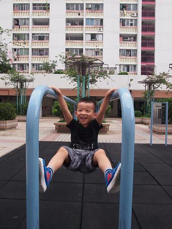 Fu Shan Playground 2012/06