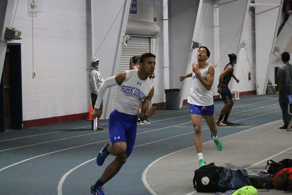 Indoor Track & Field Mini Invitational - Dec 12